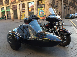 Tour solo Sidecar